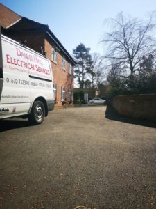 daniel hall electrical services northumberland