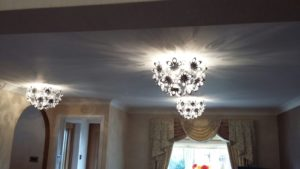 daniel hall electrical services lighting installation